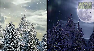 Snowfall free  Live Wallpaper
