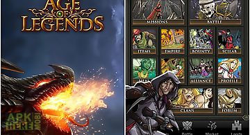 Age of legends: kingdoms rpg
