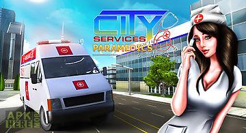 City ambulance 2016