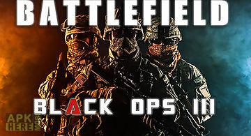 Combat battlefield: black ops 3