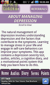 depression cbt self-help guide
