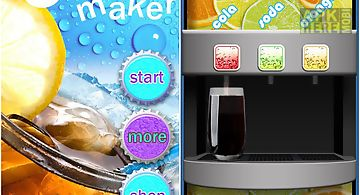 Cola soda maker-cooking games