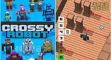 Crossy robot: combine skins