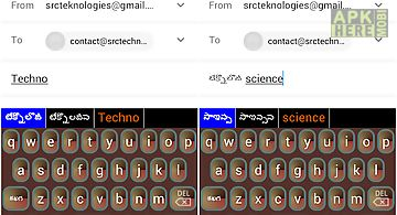 Eazytype telugu input keyboard