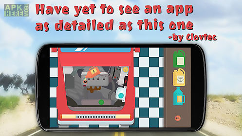 kids toy car driving game free