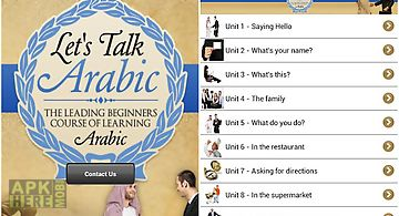 Learn arabic easily