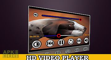 Mp4/3gp hd video player