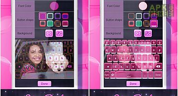 My picture keyboard themes