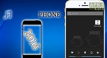 Phone ringtones 2016