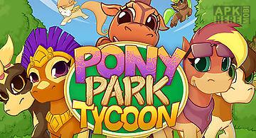 Pony park tycoon