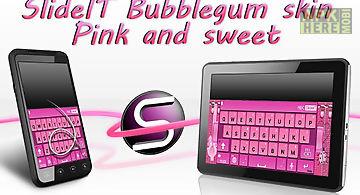 Slideit bubblegum skin