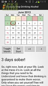 stop drinking alcohol app