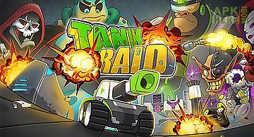 Tank raid: online multiplayer