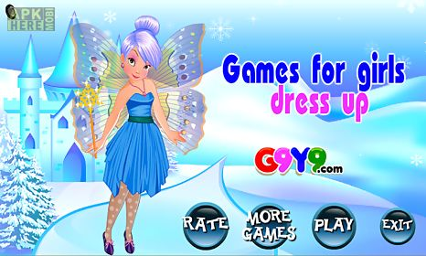 Winter fairy for Android free download at Apk Here store - ApkHere.Mobi
