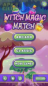 witch magic: match 3