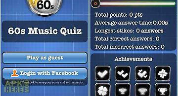 60s music quiz free