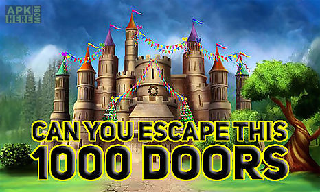 can you escape this 1000 doors ...  sc 1 st  Apkhere.mobi & Can you escape this 1000 doors for Android free download at Apk Here ...