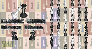 Classic chess match mania game f..