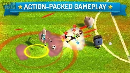 cn superstar soccer. copa toon