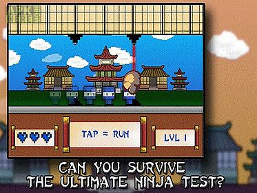 ninz - tiny ninja kill hardest survival game ever