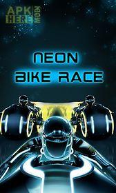 neon bike race