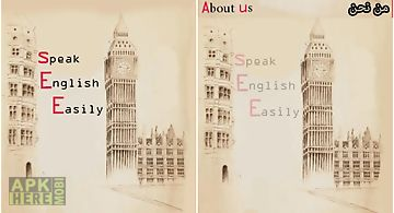 Speak english easily