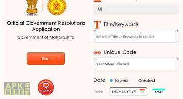 Maharashtra govt. resolutions