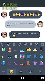 twemoji for kika keyboard