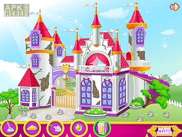 cleaning castle for kids