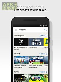 Sonyliv– live sports tv movies for Android free download at