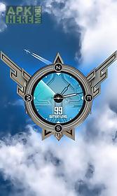 Air Navigation Compass Hd Lwp Live Wallpaper