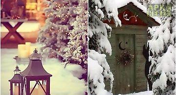 Beautiful winter Live Wallpaper