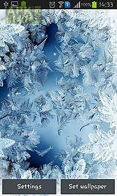 Frozen Glass By Frisky Lab Live Wallpaper