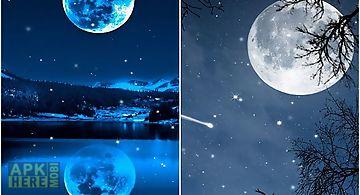 Moon light Live Wallpaper