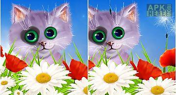 Spring: kitten Live Wallpaper