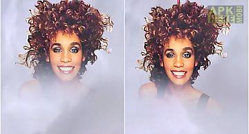 Whitney houston  Live Wallpaper