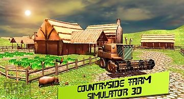 Countryside: farm simulator 3d