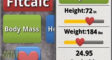 Fitcalc free health calculator