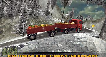 Offroad snow truck legends