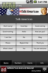 talk american (free)