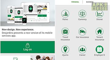 Desjardins mobile services