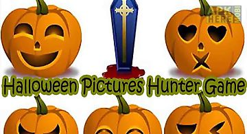 Halloween picture hunter game sp..
