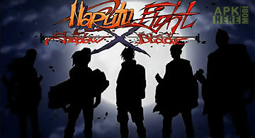 Naruto fight: shadow blade x