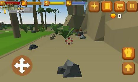 pirate craft: island survival