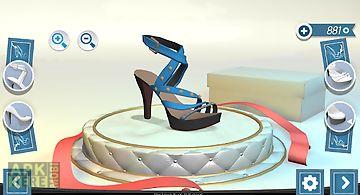 Shoe designer fashion games 3d