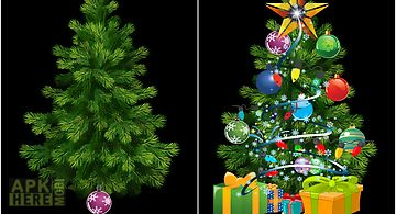 Cool christmas tree decoration