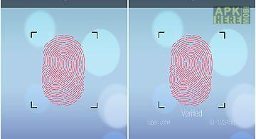 fingerprint app lock for android free download