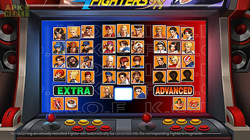 The king of fighters 98: ultimate match online for Android