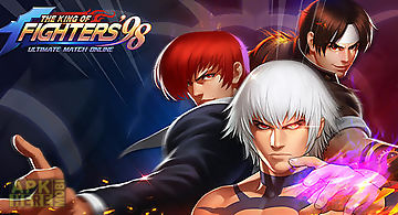 The king of fighters 98: ultimat..