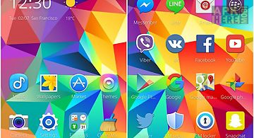 Theme for galaxy s5